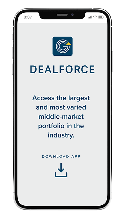 DealForce Mobile App