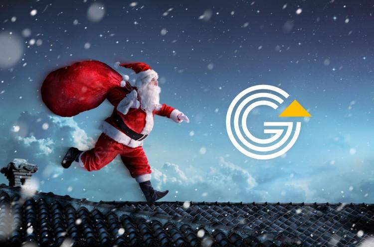 Generational Group Jingle Bell Run