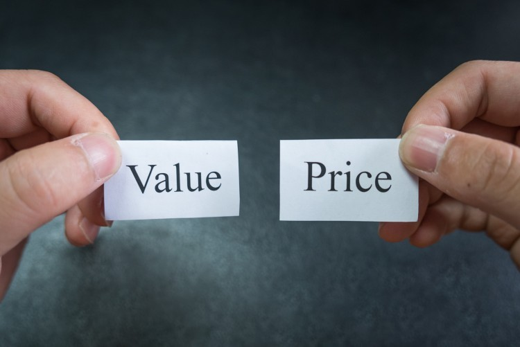 BEV Vs Selling Price