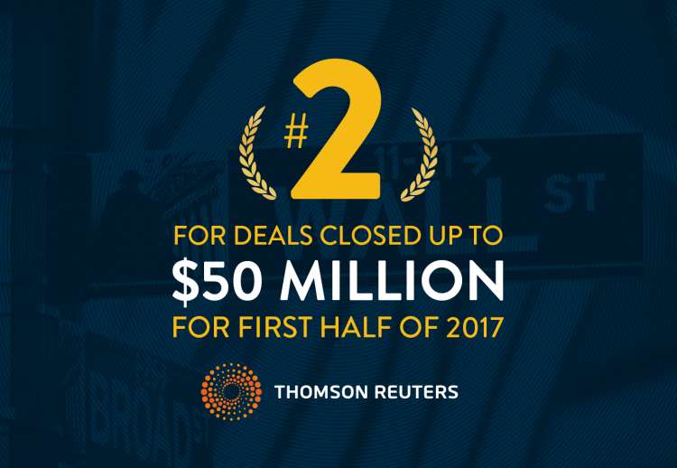 Thomson Reuters Ranking