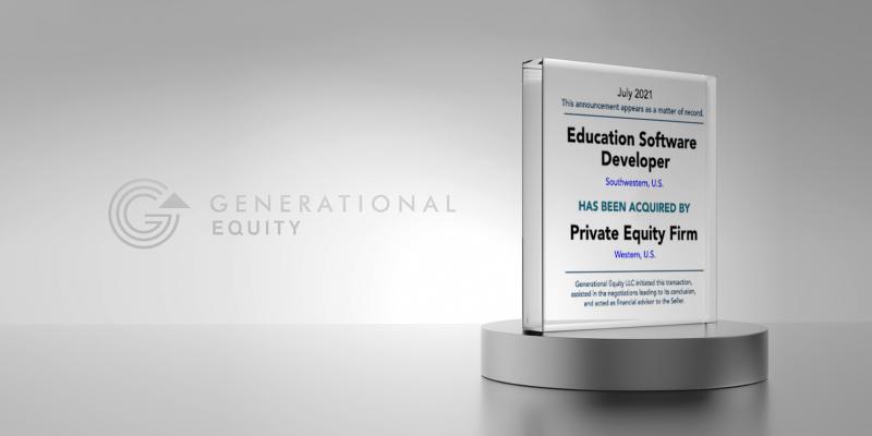 Education-Software-Developer-M&A-Deal