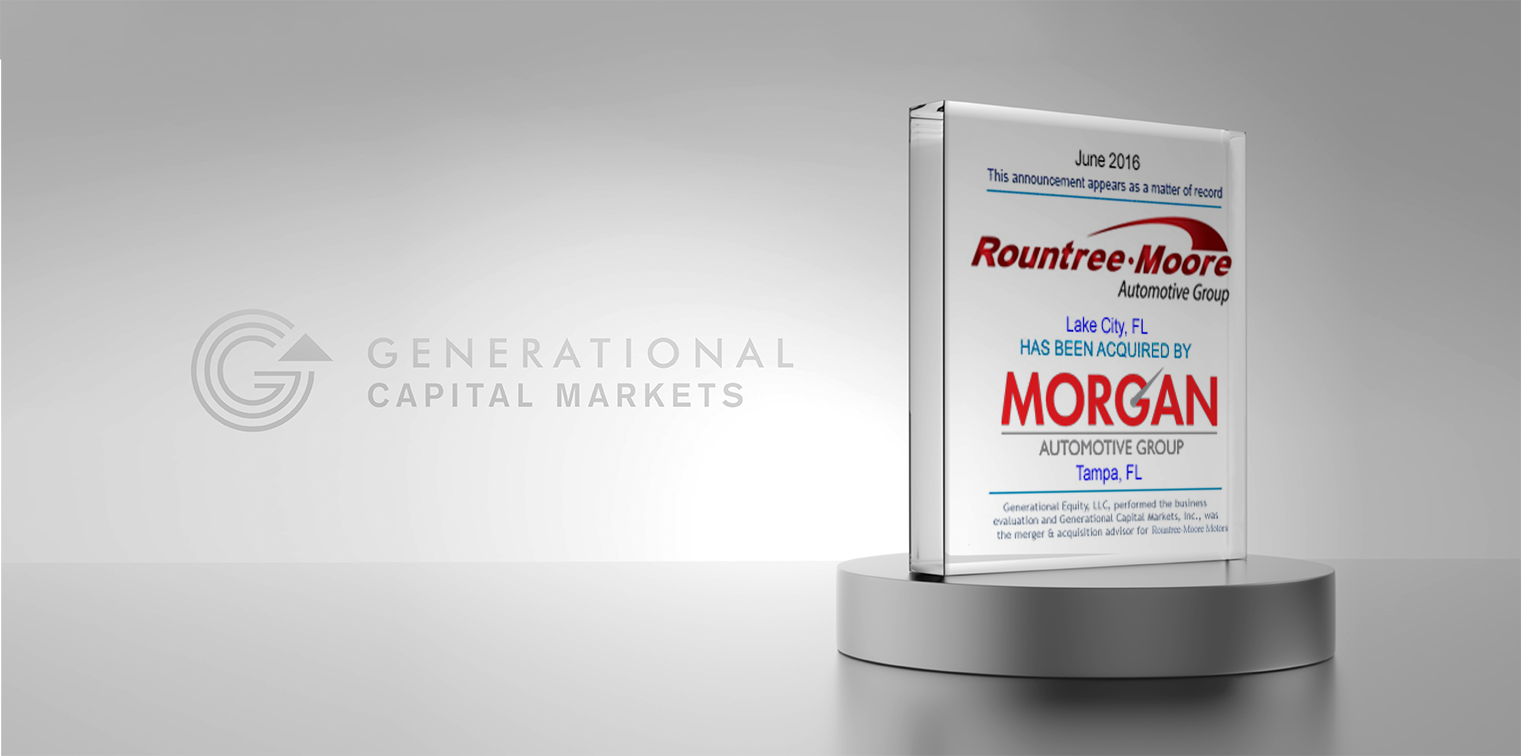 Rountree Moore Nissan >> Rountree-Moore acquired by Morgan Auto Group