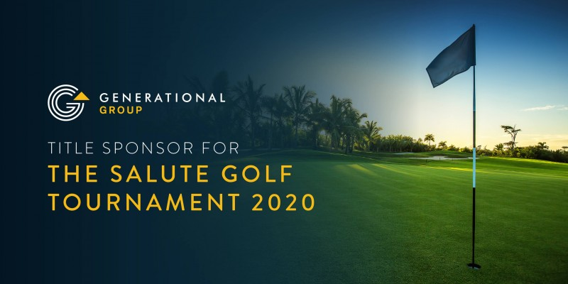 Salute Golf Tournament 2020