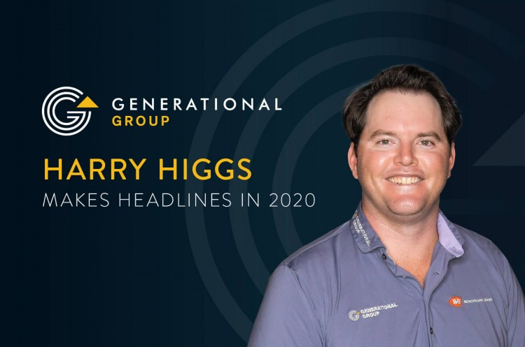 Harry Higgs 2020 Update