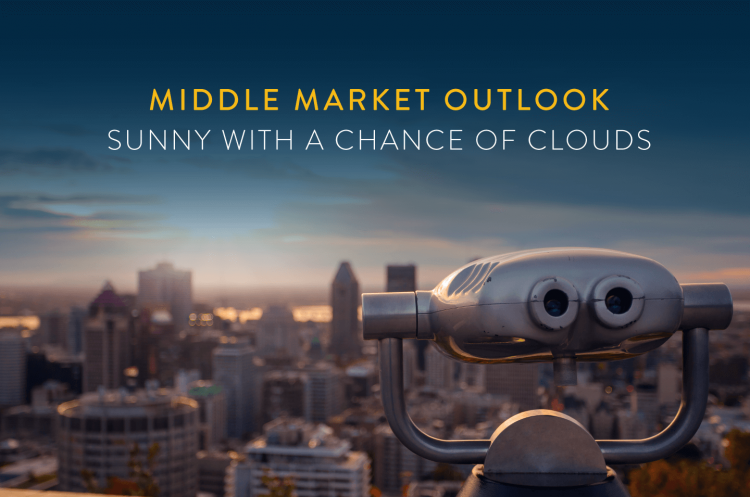 Middle Market Outlook